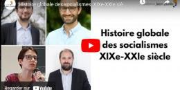 Histoire globale des socialismes - Fondation Jean-Jaurès