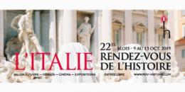 Les Rendez-vous de l'histoire de Blois 2019