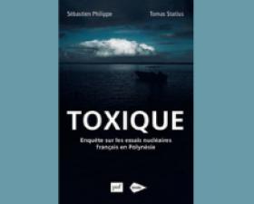"Revue de presse - ""Toxique"" - Sebastien Philippe et Tomas Statius"