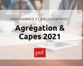 AGRÉGATION et CAPES : préparation aux concours 2022