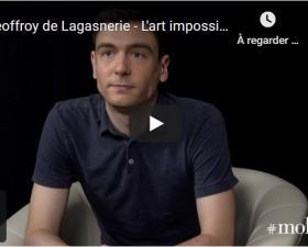"""Geoffroy de Lagasnerie présente """" L'art 'impossible"""""""