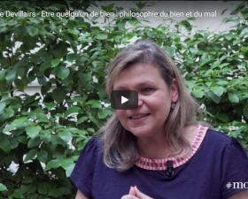 Entretien avec Laurence Devillairs - Être quelqu'un de bien