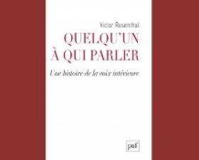 """Revue de presse - """"Quelqu'un à qui parler"""" de Victor Rosenthal"""
