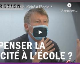 Vincent Peillon invité d'Olivia Gesbert - France Culture