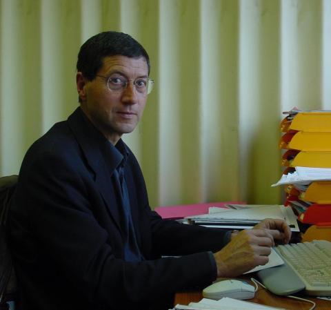 Joël Candau