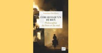 """Revue de presse - """"Être quelqu'un de bien"""" de Laurence Devillairs"""