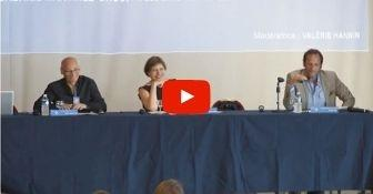 Table ronde avec Stéphane Encel et Gabriel Martinez-Gros