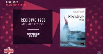 Michaël Fœssel - Clique dimanche - Canal +