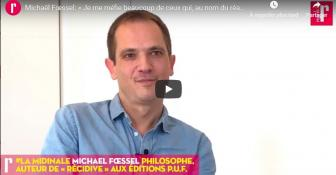 Michaël Fœssel - invité de La Midinale -Regards