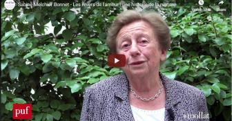 Entretien avec Sabine Melchior-Bonnet - Les Revers de l'amour