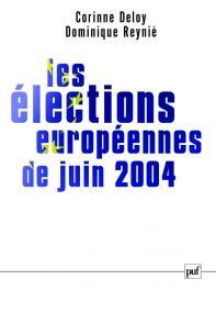 Les élections européennes de juin 2004