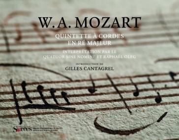 Quintette à cordes en ré majeur (KV 593) + 1 CD