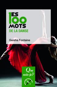 Les 100 mots de la danse