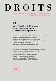 Droits 2016, n° 64