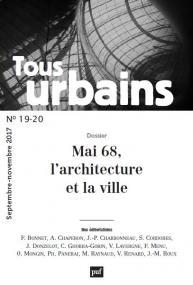 Tous urbains n° 19-20 (2017)