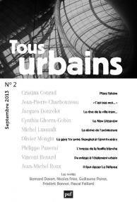 Tous urbains n° 2 (2013)