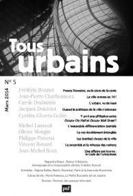 Tous urbains n° 5 (2014)