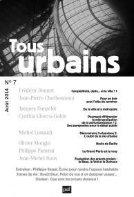 Tous urbains n° 7 (2014)