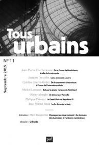 Tous urbains n° 11 (2015)