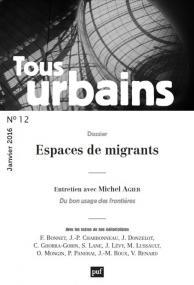 Tous urbains n° 12 (2015)