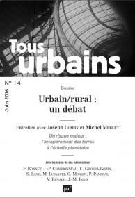 Tous urbains n° 14 (2016)
