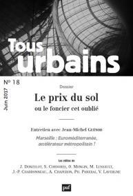 Tous urbains n° 18 (2017)