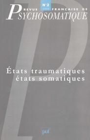 Rev. fr. de psychosomatique 1992, n° 2