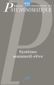 Rev. fr. de psychosomatique 1998, n° 14
