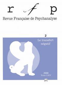 RFP 2000, t. 64, n° 2