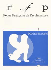 RFP 2001, t. 65, n° 3