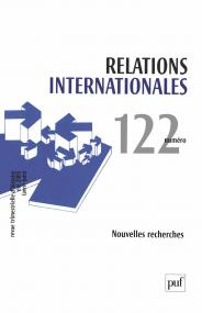 Relations internationales 2005, n° 122