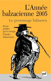 année balzacienne 2005, n° 6