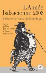 année balzacienne 2006, n° 7