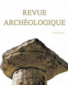 Revue archéologique 2007, n° 1
