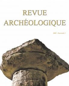 Revue archéologique 2008, n° 2