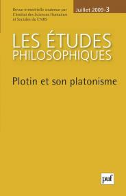 études philosophiques 2009, n° 3