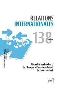 Relations internationales 2009, n° 138
