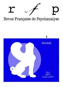RFP 2011, t. 75, n° 1