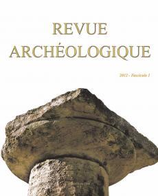Revue archéologique 2012, n° 1