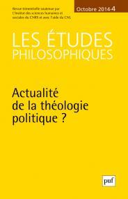 études philosophiques 2014, n° 4