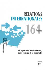 Relations internationales 2015, n° 164
