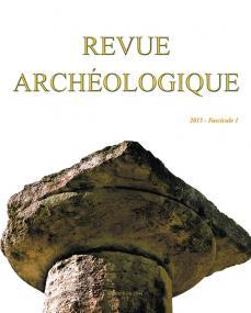 Revue archéologique 2015, n° 1