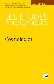 études philosophiques 2018, n° 2