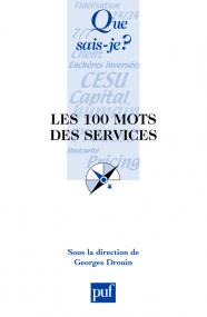 Les 100 mots des services
