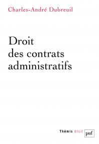 Droit des contrats administratifs