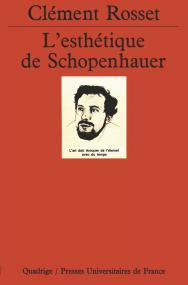L'esthetique de Schopenhauer