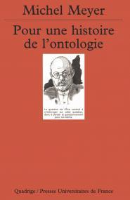 Pour une histoire de l'ontologie