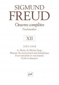 Œuvres complètes - psychanalyse - vol. XII : 1913-1914