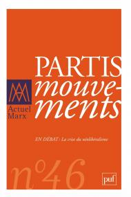 Actuel Marx 2009, n° 46