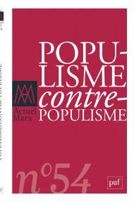 Actuel Marx 2013, n° 54